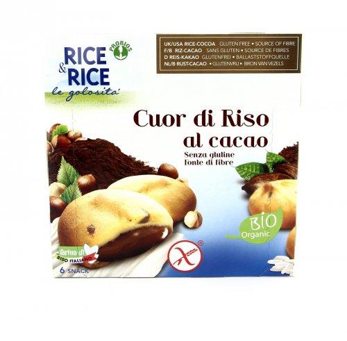 Cuor di Riso al Cacao