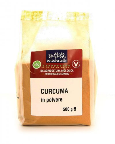 Curcuma in Polvere Bio