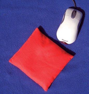 Cuscinetto Poggiapolso per Mouse