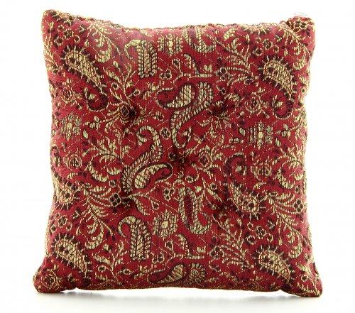 Cuscino per Campana Tibetana Rosso