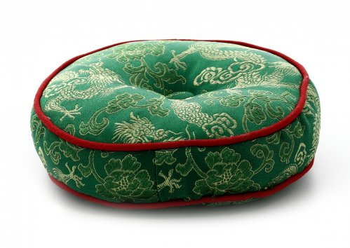 Cuscino Rotondo per Campana Tibetana