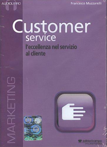 Customer Service - Audiolibro CD Mp3