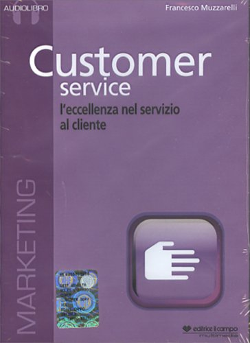 Customer Service - Audiolibro CD Mp3