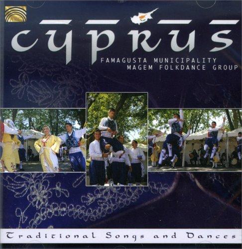 Cyprus – Famagusta Municipality Magem Folkdance Group