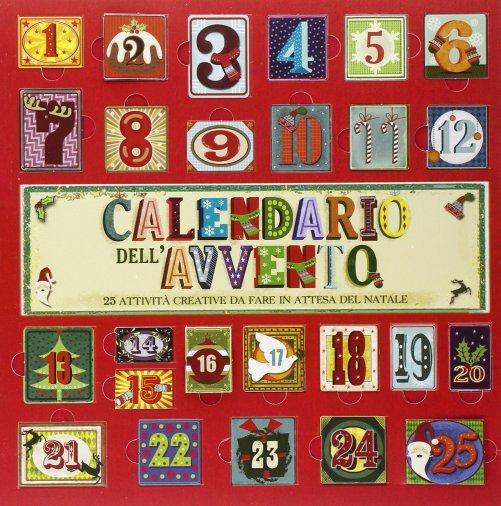 Calendario dell'Avvento - IdeeAli