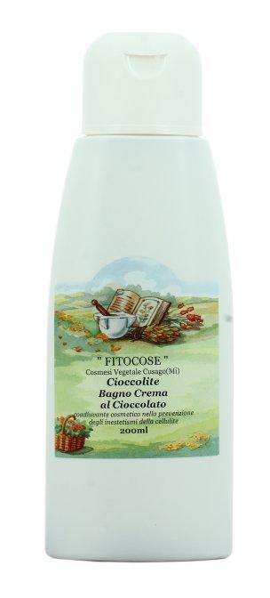 Bagno crema al cioccolato cioccolite - Bagno di cioccolato ...