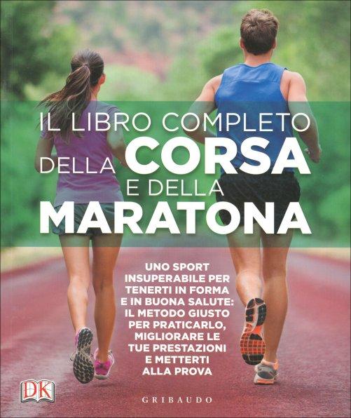 libro completo della corsa e della maratona