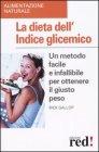 La Dieta dell'indice Glicemico