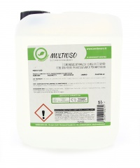 Detergente Ecologico Multiuso all'Ossigeno Attivo - 5 Litri