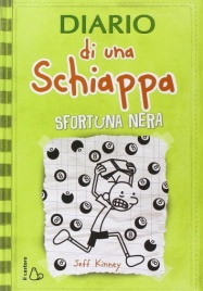 Diario di una Schiappa. Sfortuna Nera