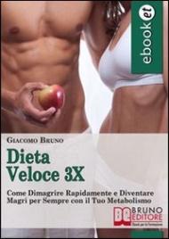 Dieta Veloce 3x (eBook)