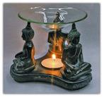 Diffusore Meditazione in Fibra di Vetro