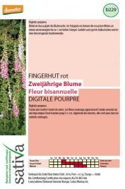 Digitale Purpurea - b229
