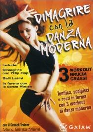Dimagrire con la Danza Moderna - DVD