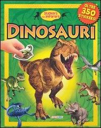Dinosauri: Stickers per Imparare