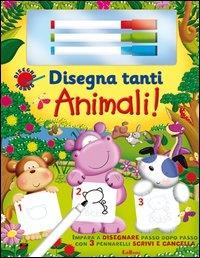 Disegna Tanti Animali!