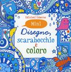 Disegno, Scarabocchio e Coloro - Mini Azzurro