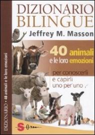 Dizionario Bilingue: 40 Animali e le Loro Emozioni