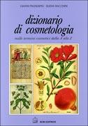 Dizionario di Cosmetologia
