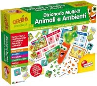 Dizionario Multikit - Animali e Ambienti