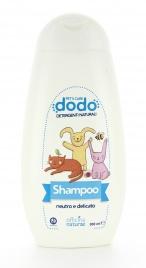Dodo - Shampoo Neutro e Delicato per Animali