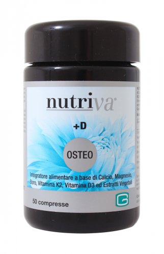 +D Osteo - 50 Compresse