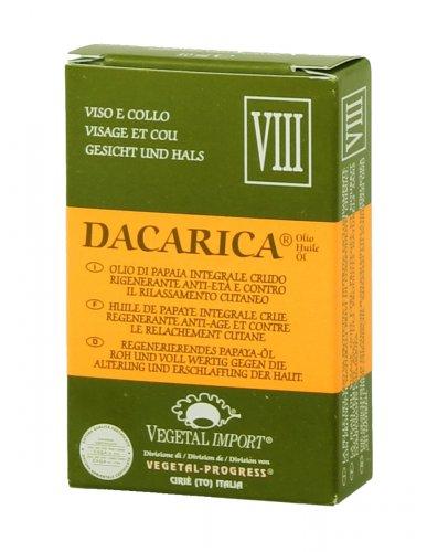 Dacarica - Olio di Papaia