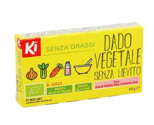 Dado Vegetale Senza Lievito
