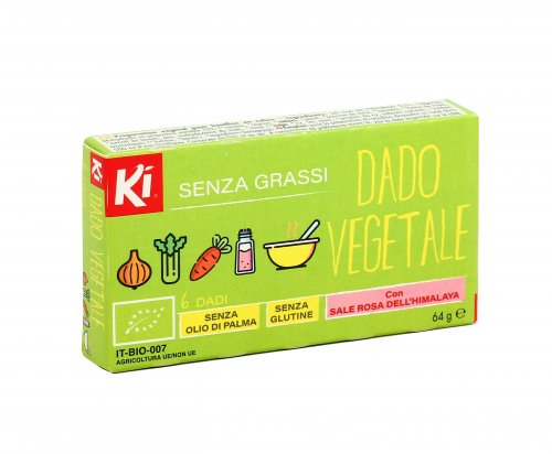 Dado Vegetale Senza Grassi
