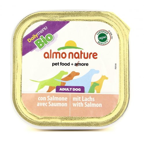 Daily Menu Cane - Patè Salmone