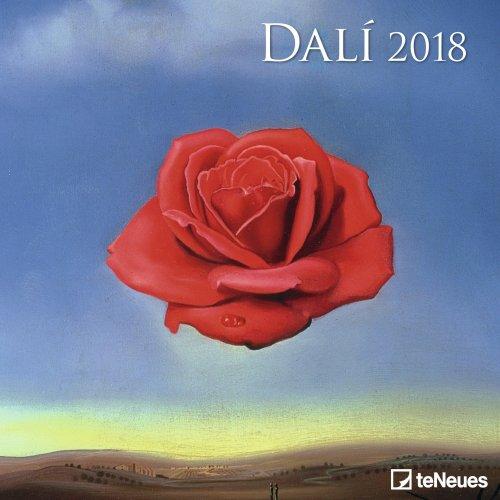 Calendario Dalì 2018