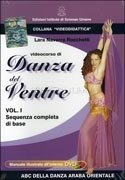 Videocorso di Danza del Ventre Vol.1 - DVD