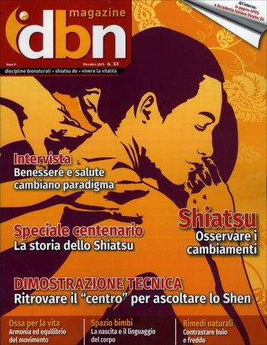 DBN Magazine n. 33 - Dicembre 2019