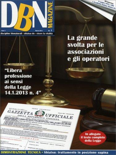 DBN Magazine n. 7 - Marzo 2013