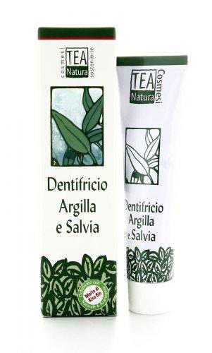 Dentifricio Argilla e Salvia