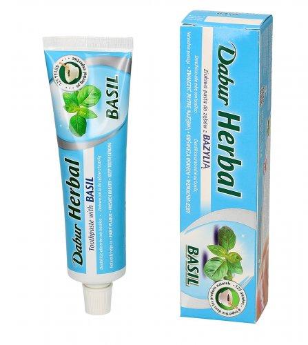 Dentifricio Ayurvedico Herbal - Basilico