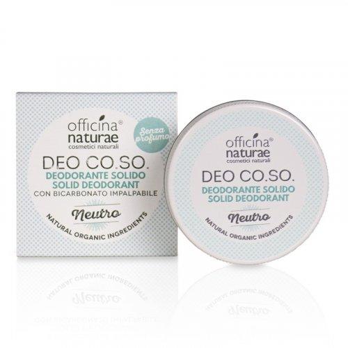 Deodorante Solido Neutro - CO.SO.