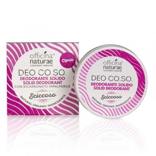 Deodorante Solido Sciccoso - CO.SO.