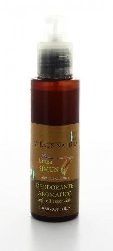 Deodorante Aromatico Oli Essenziali Linea Simun