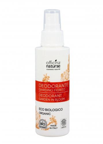 Deodorante Giardino Fiorito