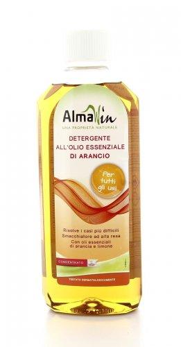 Detergente all'Olio Essenziale di Arancio Concentrato
