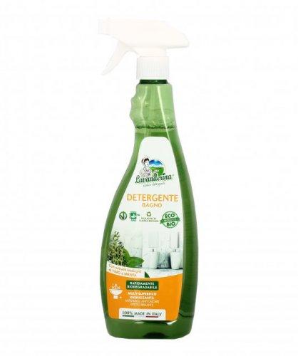 Detergente Bagno Ecobio - Menta e Timo