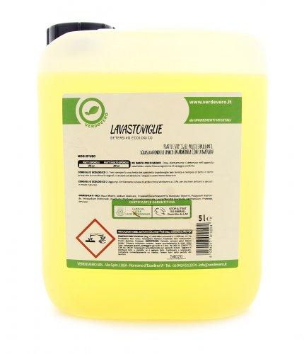Detergente Ecologico per Lavastoviglie - 5 litri