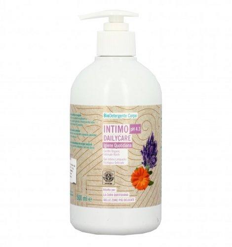 Detergente Intimo Delicato Eco-Bio Calendula, Lavanda e Mirtillo