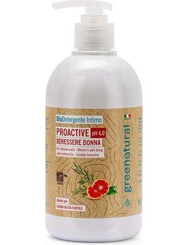 Bio Detergente Intimo Proactive Ph 4.0