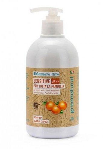 Bio Detergente Intimo Sensitive Ph 5.5