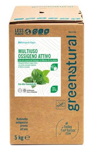 Bio Detergente Multiuso all'Ossigeno Attivo