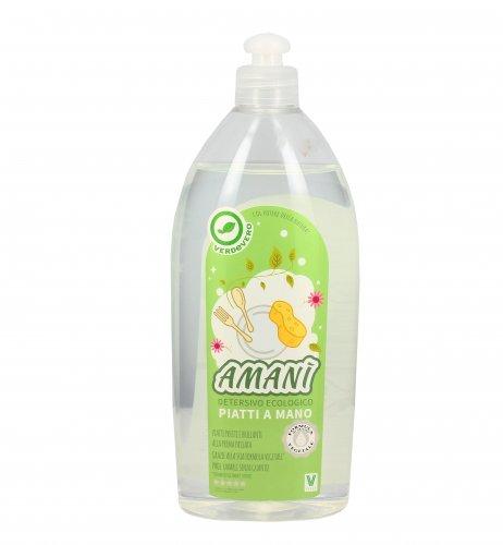 Detergente per il Lavaggio Manuale Piatti e Stoviglie
