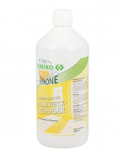 Detergente Universale al Limone