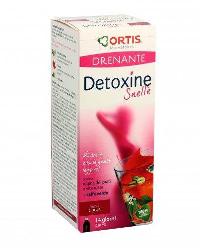 Detoxine Snellè - Gusto Ciliegia